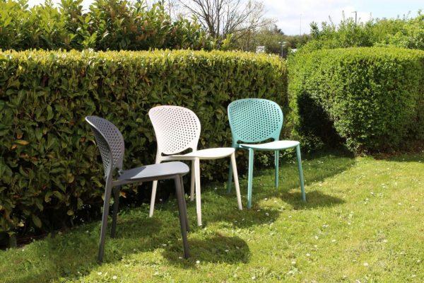 Bien choisir une chaise de jardin