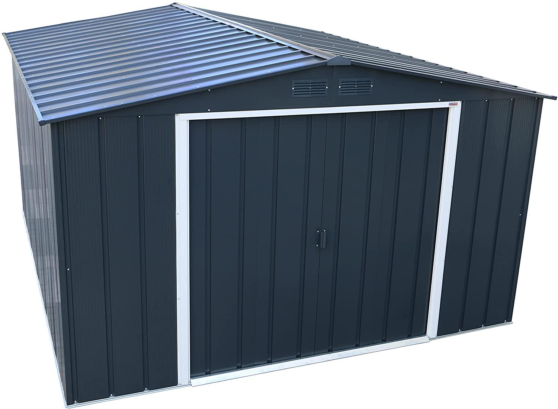 Duramax ECO 10 x 12 (11.05 m²) abri de Jardin en métal